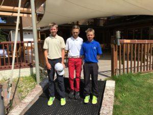 Mattias, Markus ja Aaron Lätis